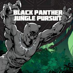 Black Panther Jungle Pursuit Marvel Games Free Games Gamezhero Com