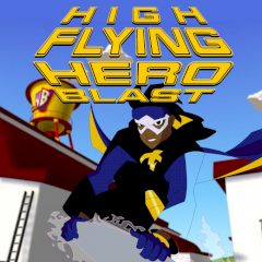 Hero Blast High-Flying