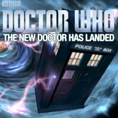Doctor Who The New Doctor Has Landed