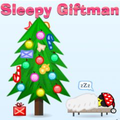 Sleepy Giftman