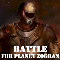 Battle for Planet Zogran