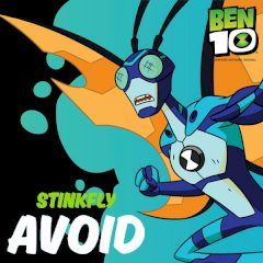 Ben 10 Stinkfly Avoid