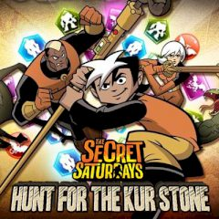 The Hunt for the Kur Stone