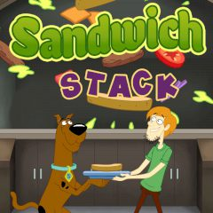 Scooby Doo Sandwich Stack