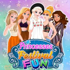 Princesses Festival Fun
