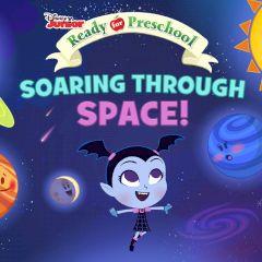 Ready for Preschool Soaring through Space!