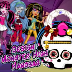 Design Monster High Handbag