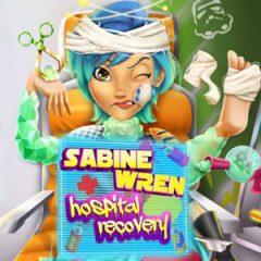 Sabine Wren Hospital Recovery