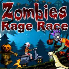 Zombies Rage Race
