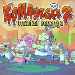Zomburger 2 Market Revenge