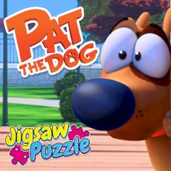 Pat the Dog Jigsaw Puzzle