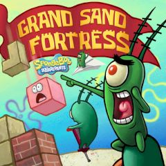 SpongeBob SquarePants Grand Sand Fortress