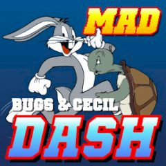 Bugs & Cecil Mad Dash