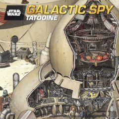 Star Wars Galactic Spy Tatooine