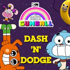 The Amazing World of Gumball Dash'n'Dodge
