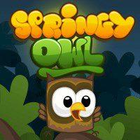 Springy Owl