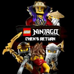 LEGO Ninjago Chen's Return
