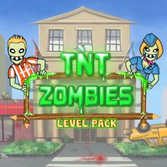 TNT Zombies: Level Pack