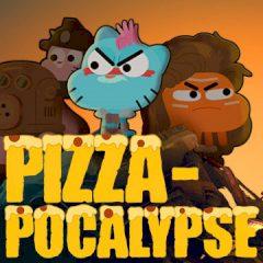 Gumball Pizza-pocalypse
