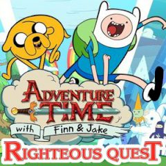 Adventure Time Righteous Quest