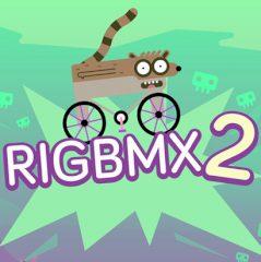 Regular Show RigBMX 2
