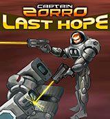Captain Zorro. Last Hope