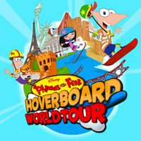 Hoverboard World Tour Phineas And Ferb