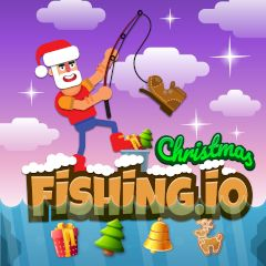 Christmas Fishing IO
