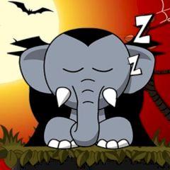 Snoring Wake up Elephant