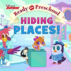 Ready for Preschool Hiding Places!