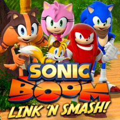 Sonic Boom Link'n'Smash!