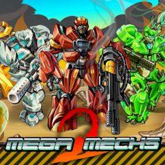 Mega Mechs 2