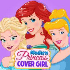 Modern Princess Cover Girl