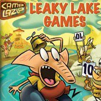 Camp Lazlo: Leaky Lake Games