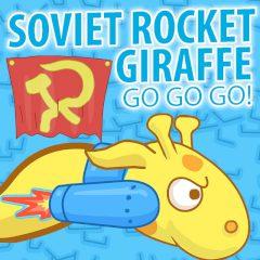 Soviet Rocket Giraffe Go Go Go!