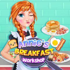 Annie's Breakfast Workshop