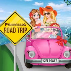 Princesses Road Trip
