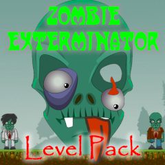 Zombie Exterminator. Level Pack