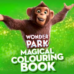Wonder Park Magical Colouring Book