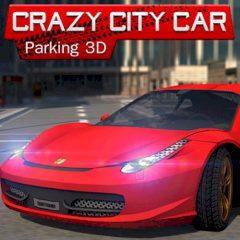 Crazy City Car Parking 3D