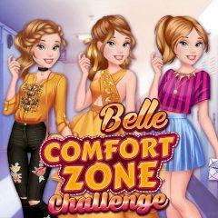 Belle Comfort Zone Challenge