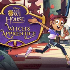 The Owl House Witch's Apprentice