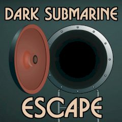 Dark Submarine Escape