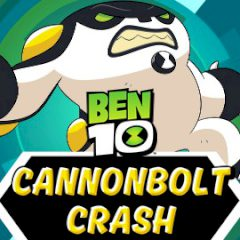 Ben 10 Cannonbolt Crash
