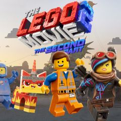 LEGO Movie 2 General Chaos Falls On!