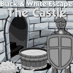 Black & White Escape: The Castle