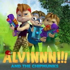 Alvin and Ghostbusters