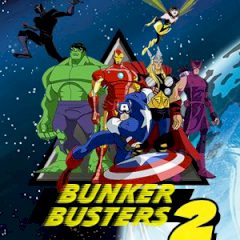 The Avengers Bunker Busters 2