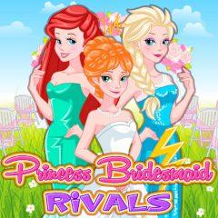 Princess Bridesmaid Rivalry