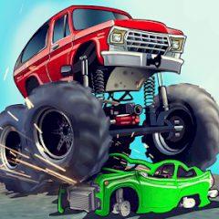 Monster Truck Flipjumps